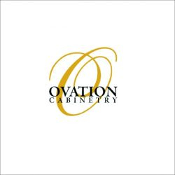 Ovation high quality cabinetry logo