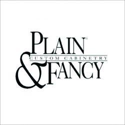 Plain & Fancy Custom craftsman Cabinets logo