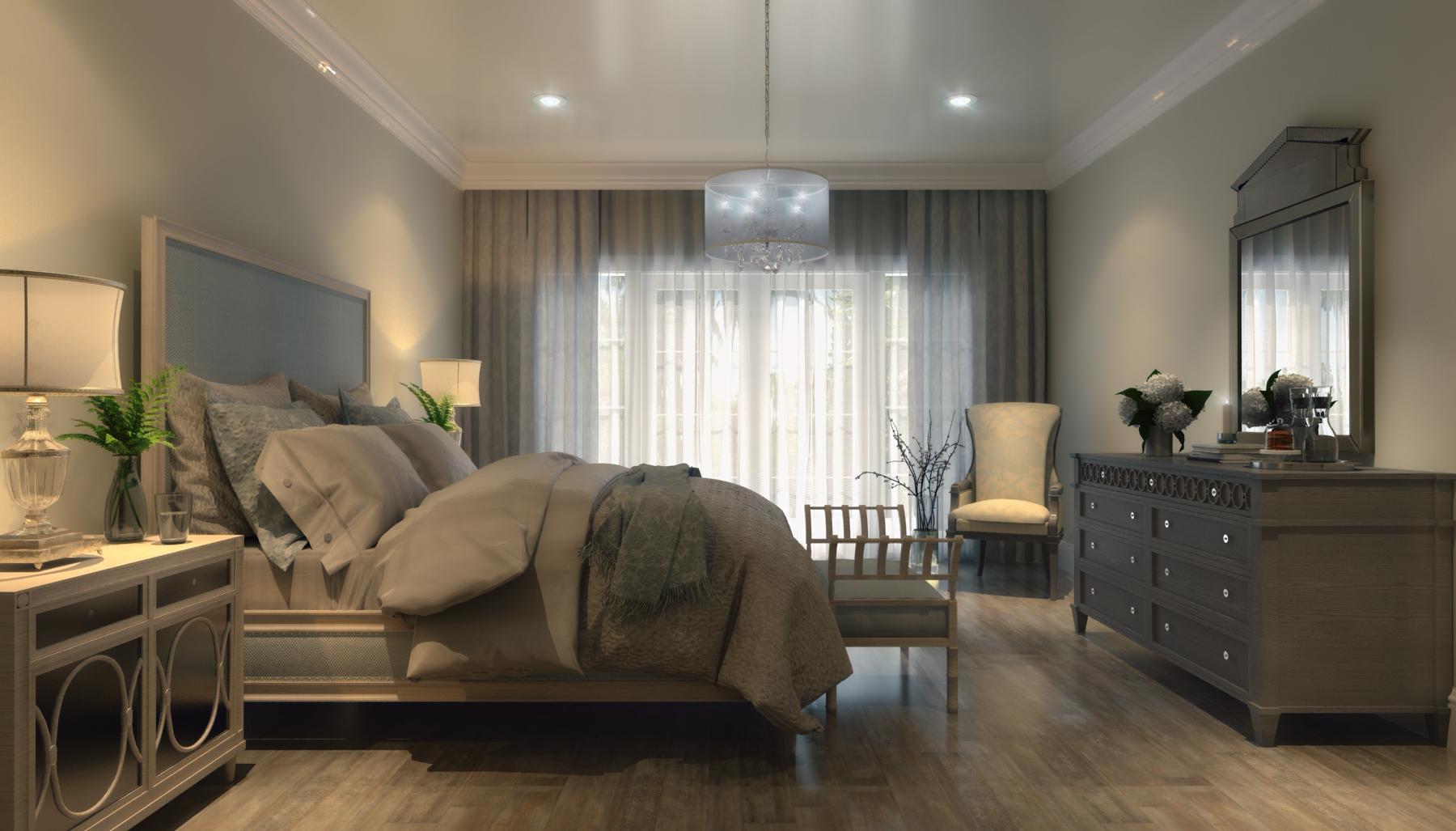 luxury interior space design